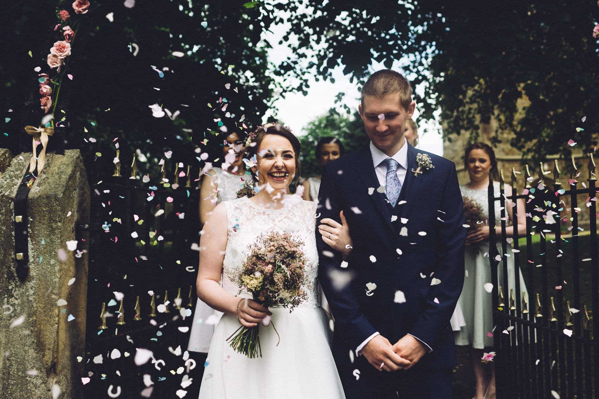 Bishopton Village wedding