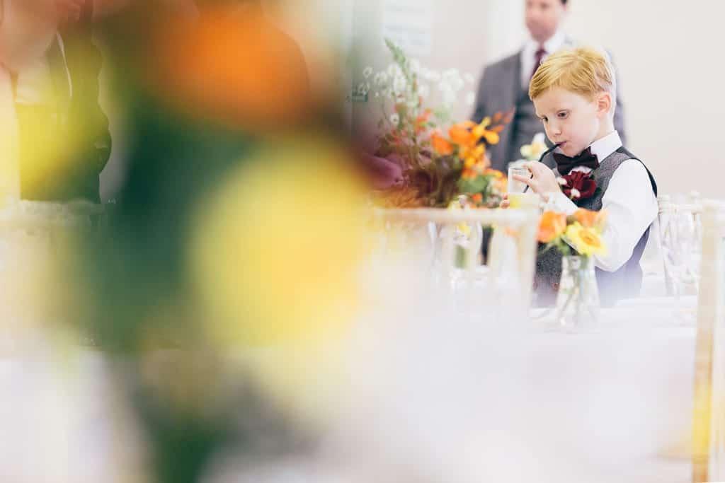 Whalton Village Hall wedding photography