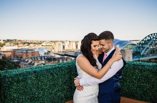 Newcastle wedding photography