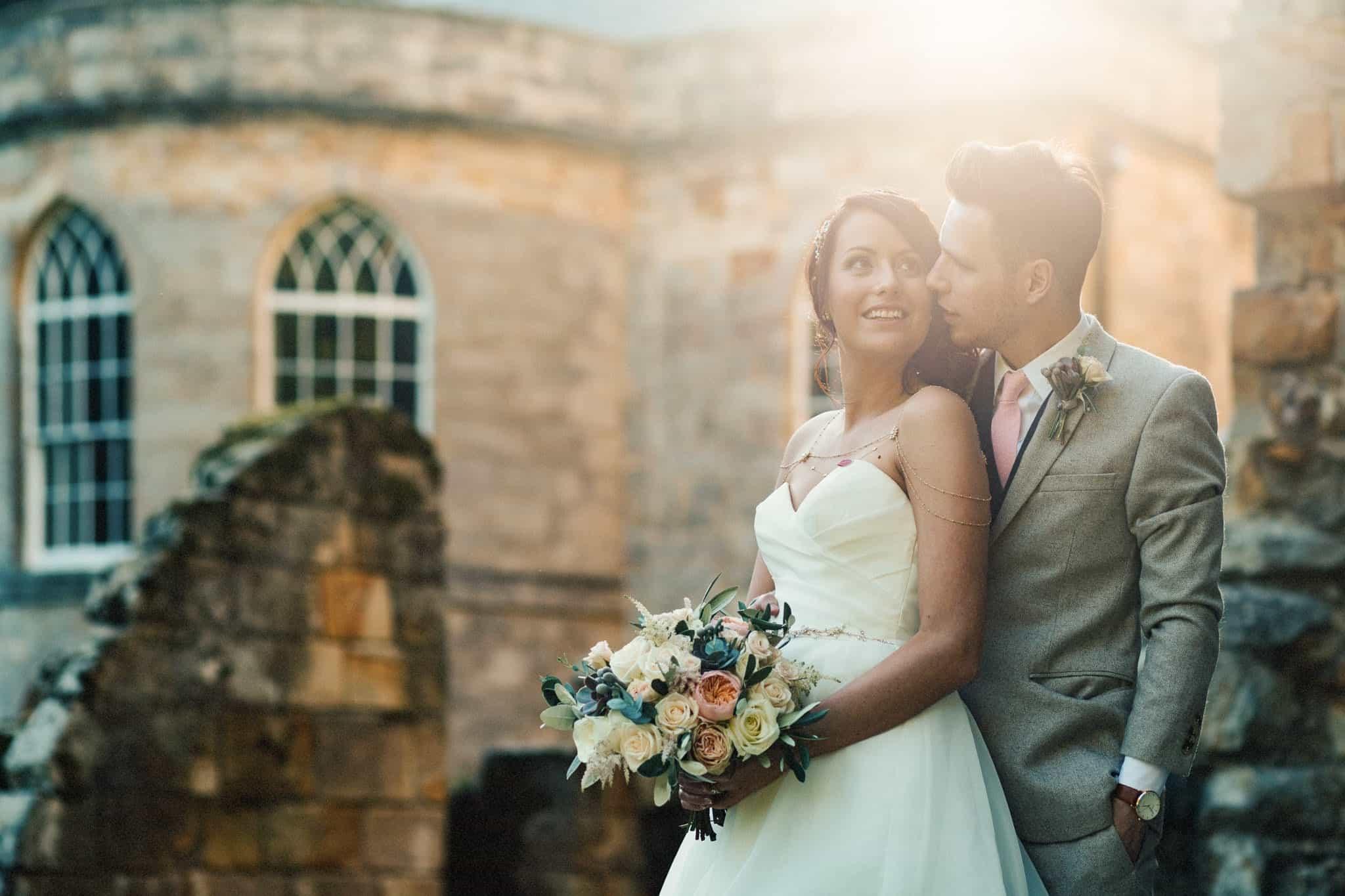 Brinkburn Priory wedding photography | Andy Turner