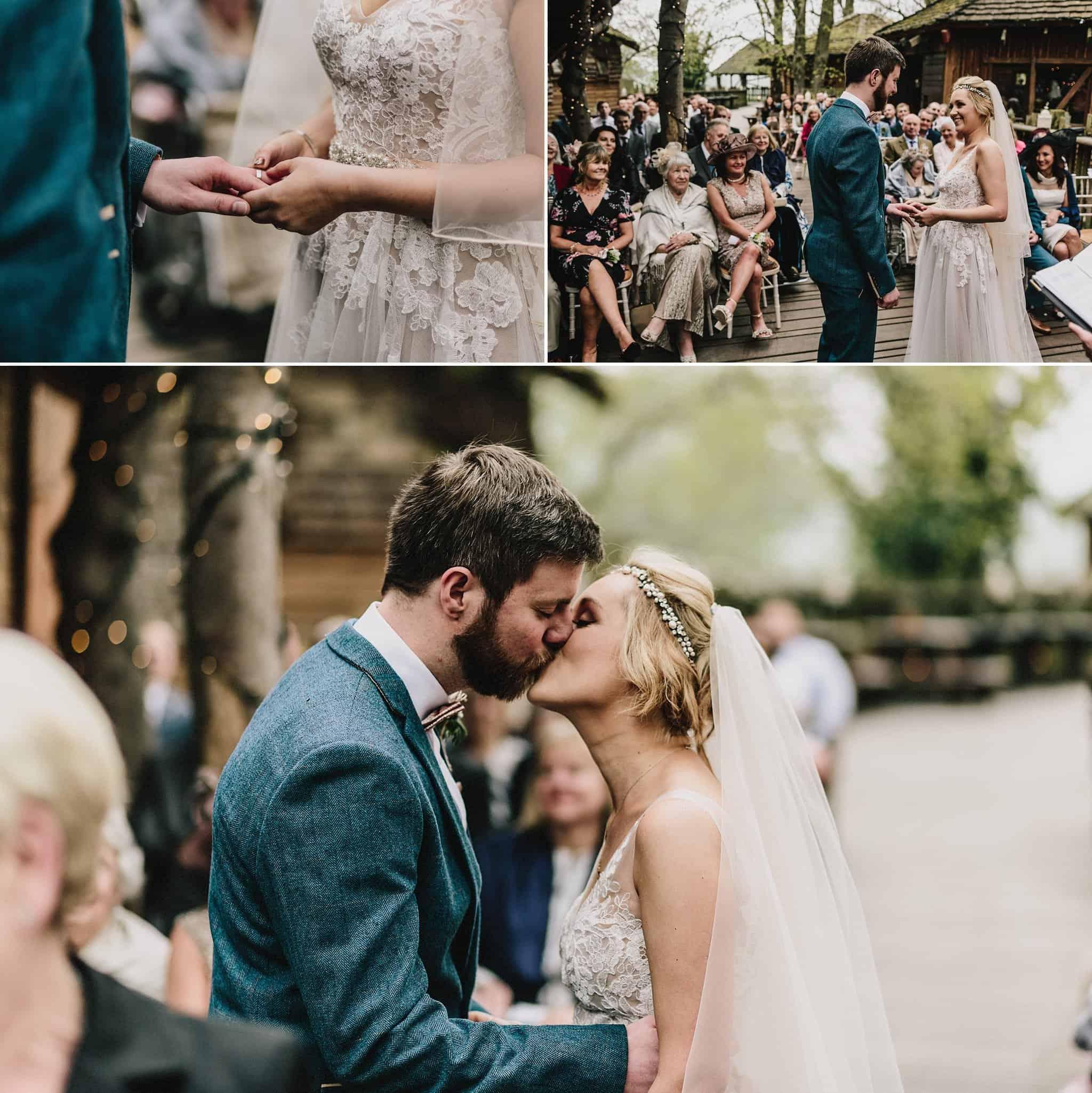 Alnwick Treehouse wedding photography (16)