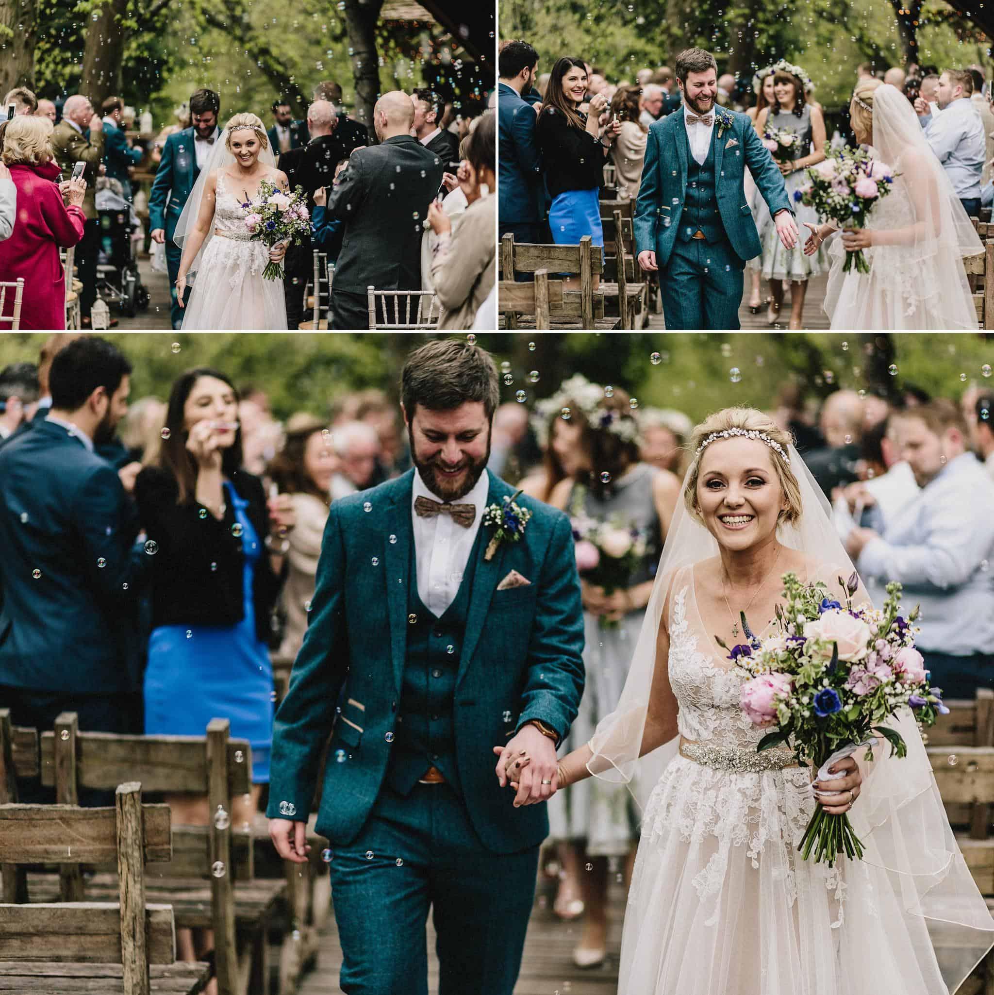 Alnwick Treehouse wedding photography (17)