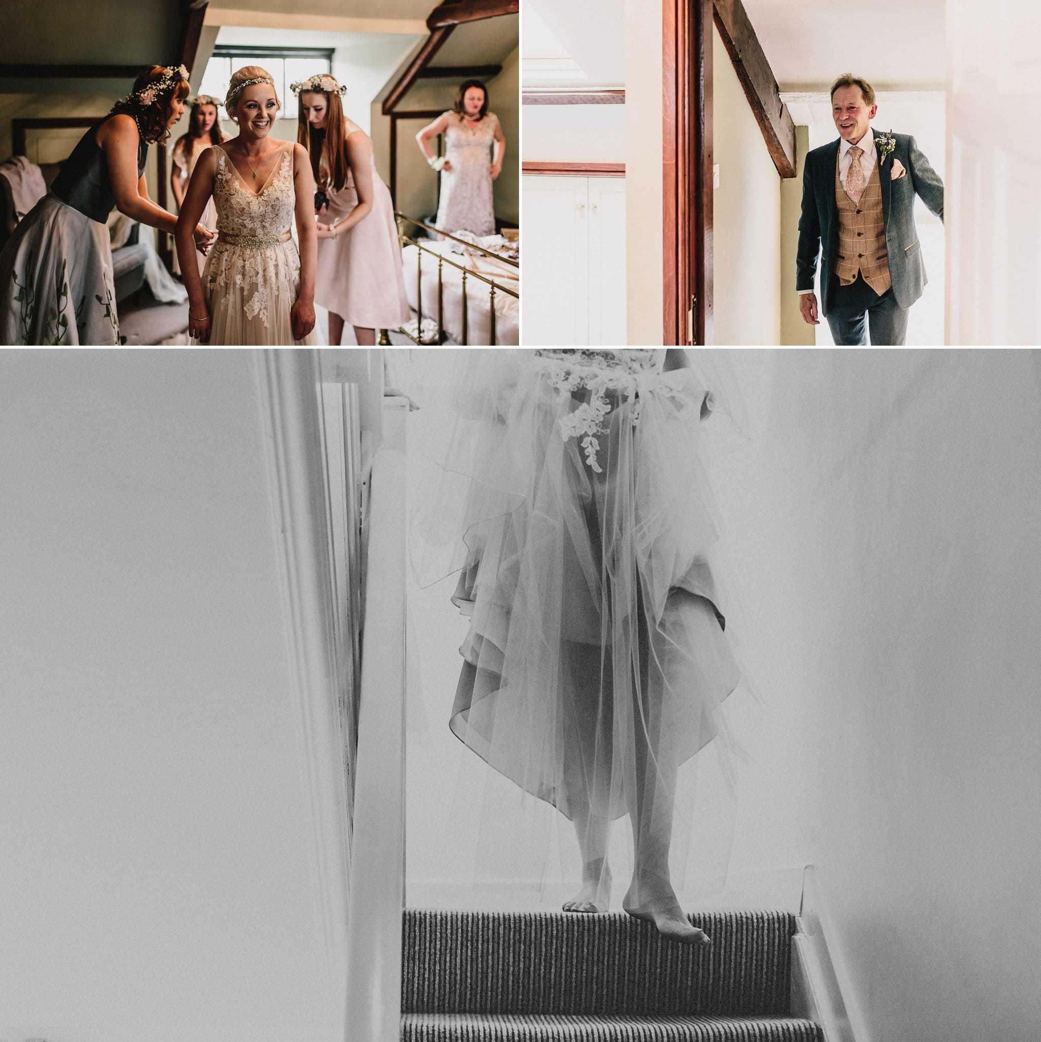 Alnwick Treehouse wedding photography (7)