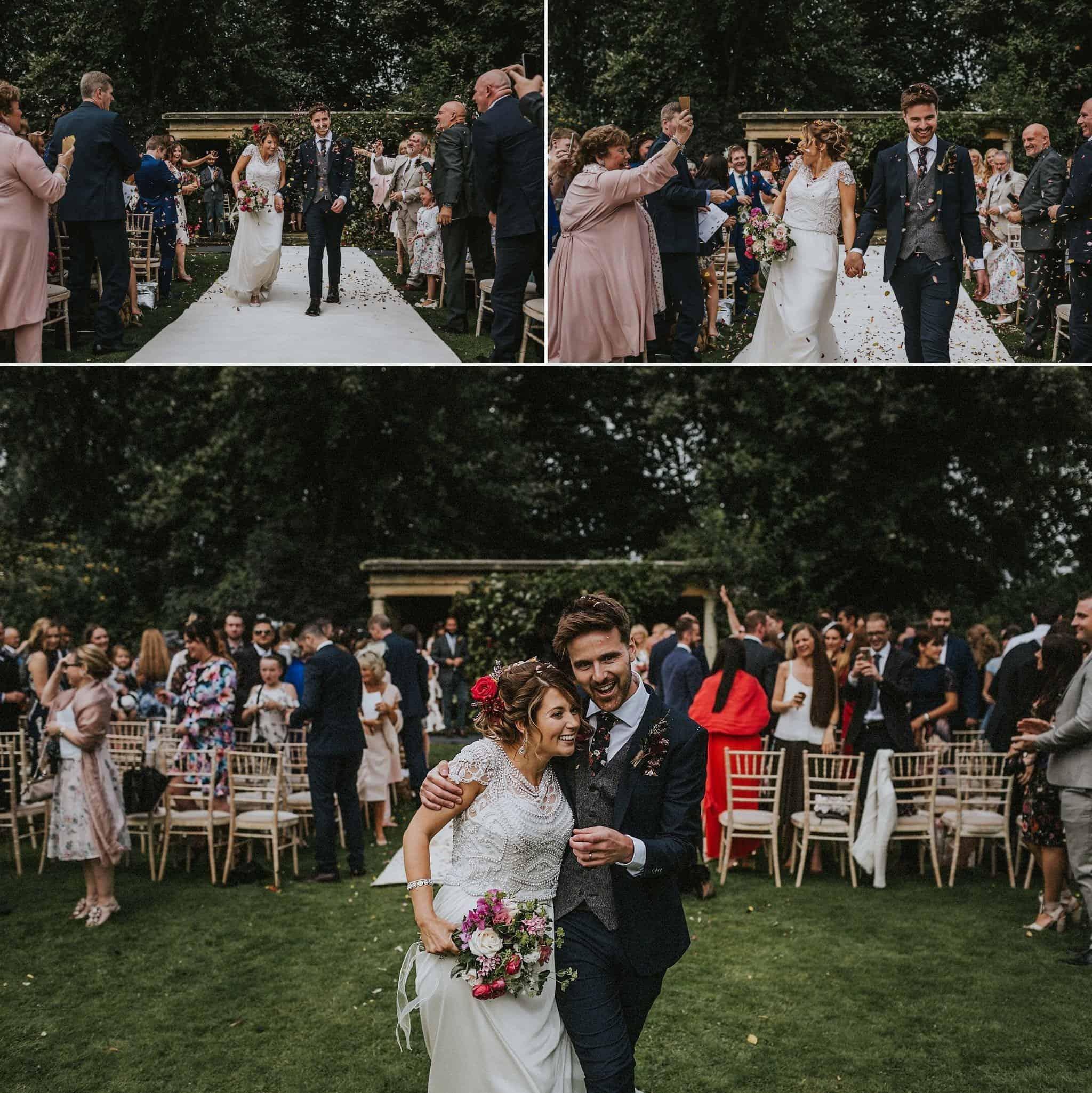 Whalton Manor Wedding