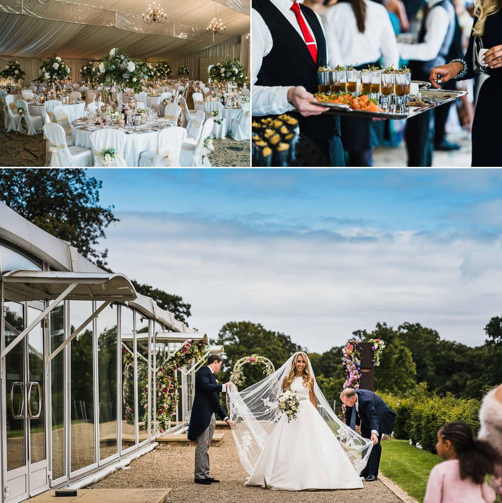 haley and greg wynyard hall wedding andy turner photography north east wedding photographer