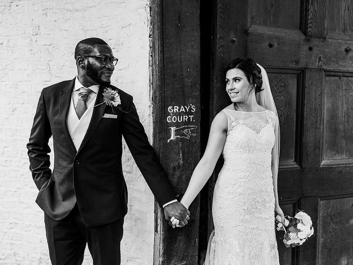 north east wedding photographer andy turner photography bride and groom grays court york